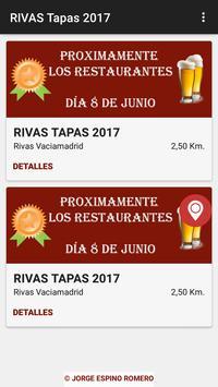 Rivas 2º Ruta de la Tapa  2017 screenshot 2