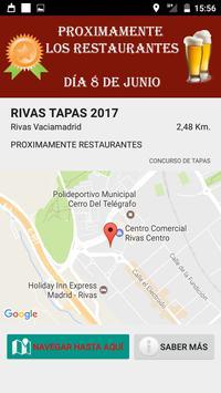 Rivas 2º Ruta de la Tapa  2017 screenshot 3