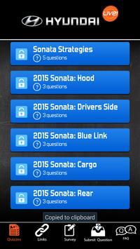 Hyundai LIVE! screenshot 4