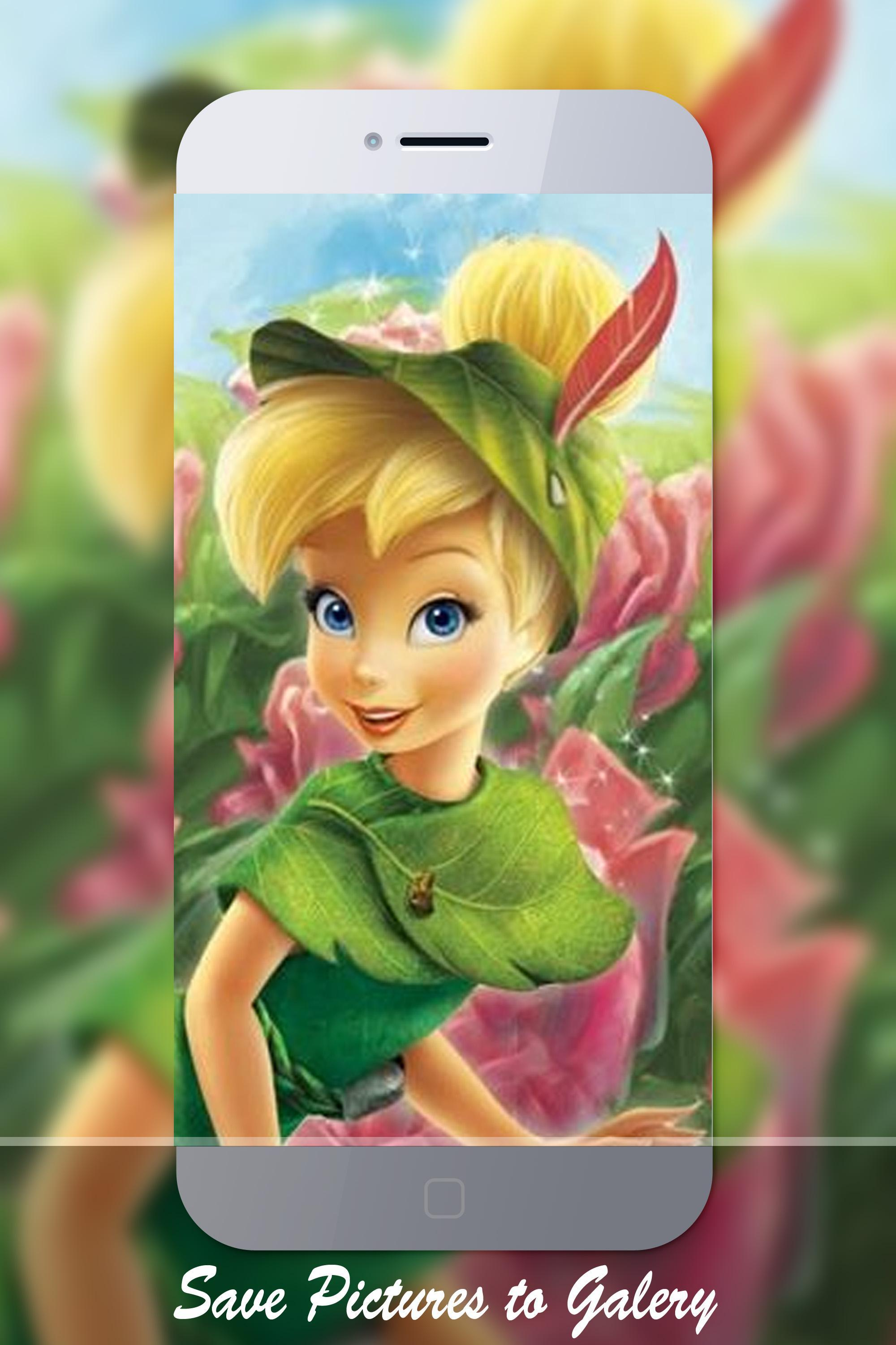 Tinkerbell Cartoon Wallpaper Hd For Android Apk Download