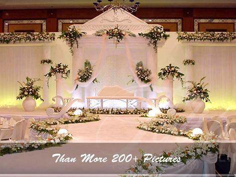 Wedding Decoration Ideas poster