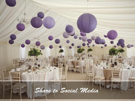 Wedding Decoration Ideas screenshot 2