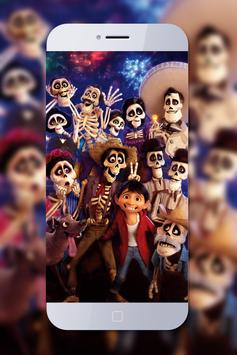 Coco Cartoon Wallpaper HD screenshot 4