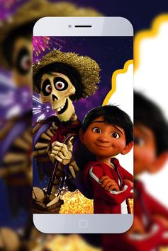 Coco Cartoon Wallpaper HD screenshot 1
