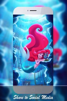Little Mermaid Wallpapers HD screenshot 2