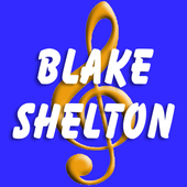 Following Blake Shelton icon
