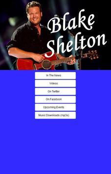 Following Blake Shelton screenshot 7