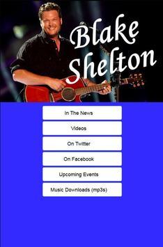 Following Blake Shelton screenshot 14