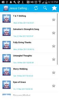 Jesus Calling Meditation screenshot 3