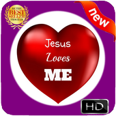 Jesus Love Wallpapers icon