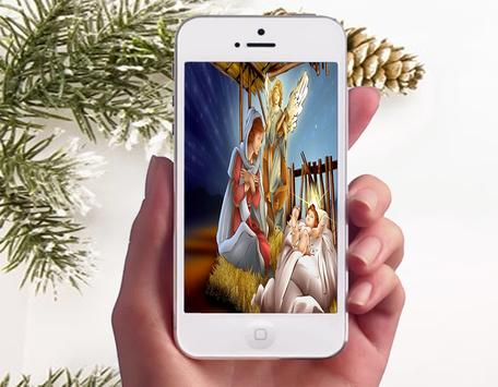 Jesus Born Wallpapers screenshot 1