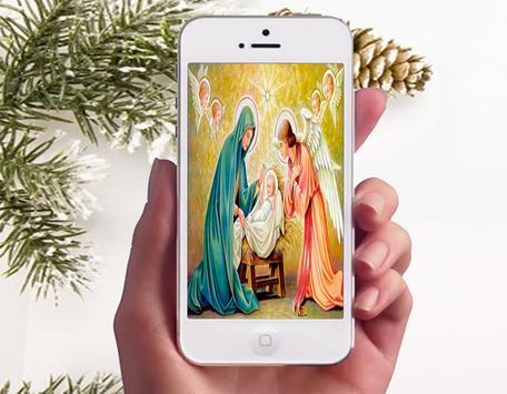 Jesus Born Wallpapers screenshot 2