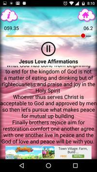 Jesus Prayer for Love screenshot 14