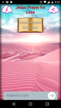 Jesus Prayer for Love screenshot 1