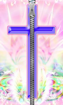 Jesus Zipper Lock apk screenshot
