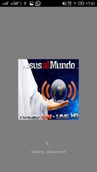 Radio Jesus al Mundo poster