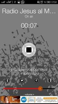 Radio Jesus al Mundo screenshot 2