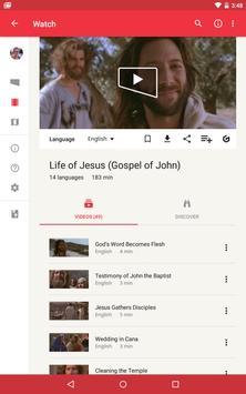 Jesus Film screenshot 7