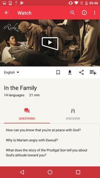 Jesus Film screenshot 3