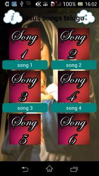 Jesus Telugu Songs poster