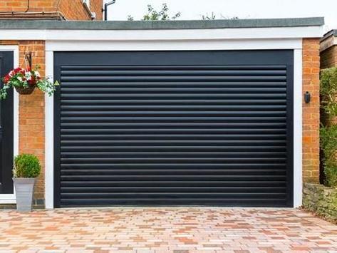 Garage Doors poster