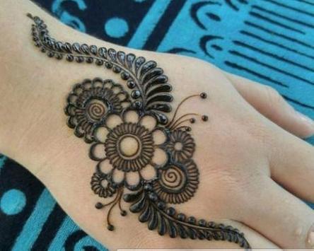 Henna Art poster