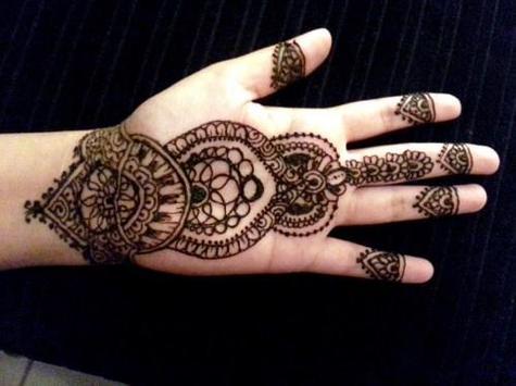 Henna Art screenshot 13
