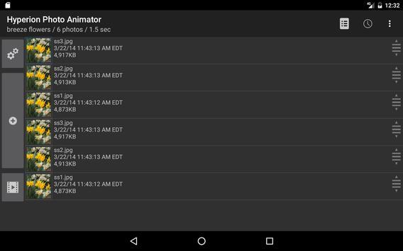 Hyperion Photo Animator screenshot 15