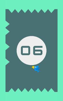 Голубая птичка apk screenshot