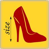 Heel Size Calculator icon