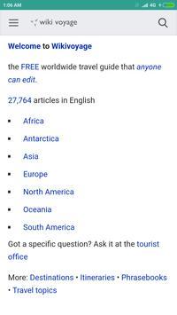 Encyclopedia for Tourists apk screenshot