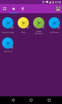 Fun Sounds Instant Buttons screenshot 2