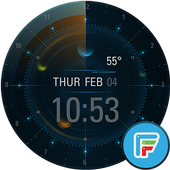 Planetary watch face by Wutron icon