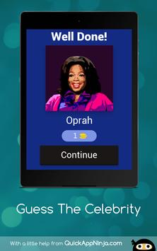 Who's that Celebrity? apk screenshot