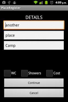 DreamCamp apk screenshot