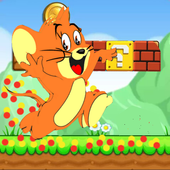 Tom with Jerry Subway icon