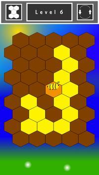 Honeycomb Hop screenshot 1