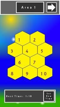 Honeycomb Hop screenshot 2