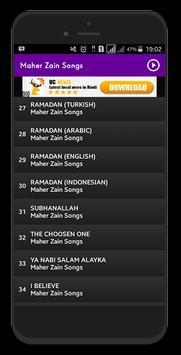 Maher Zain Songs screenshot 2