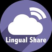 Lingual Share icon