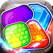 Jewel 3 Match Puzzle Game icon