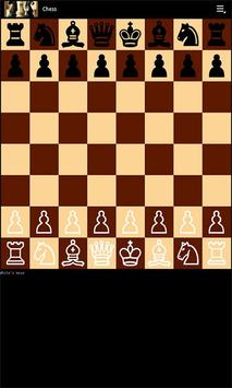 Chess poster