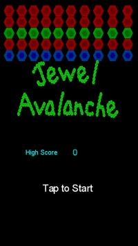 Jewel Avalanche poster