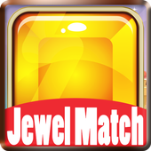 Match 4 Jewels: Puzzle Games 2018 icon