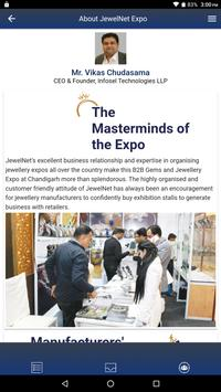 JewelNet Expo screenshot 6