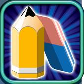 Pencil Hazard Search icon