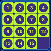 Sliding Puzzle - 15 Puzzle Classic icon