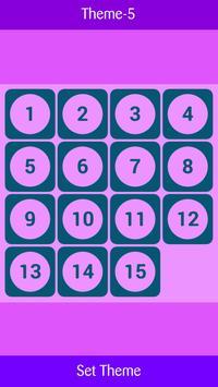 Sliding Puzzle - 15 Puzzle Classic screenshot 4