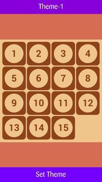Sliding Puzzle - 15 Puzzle Classic screenshot 5