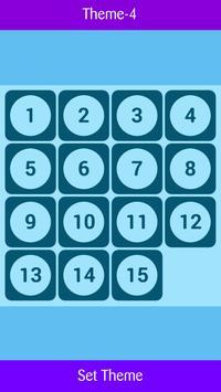 Sliding Puzzle - 15 Puzzle Classic screenshot 8